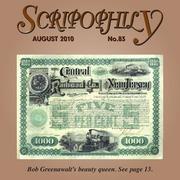 Scripophily (pg. 30)