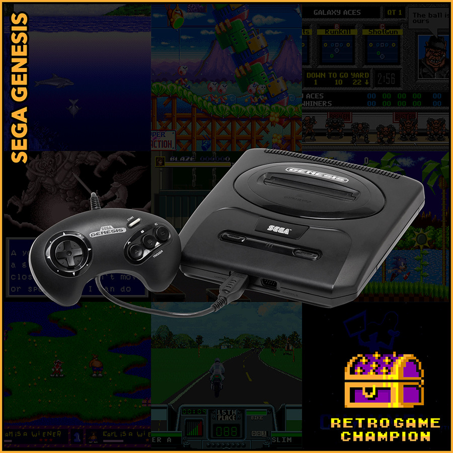 Sega Genesis Special Collection Free Download Borrow And