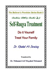 Self-Ruqya Treatment Do It Yourself Treat Your Family
