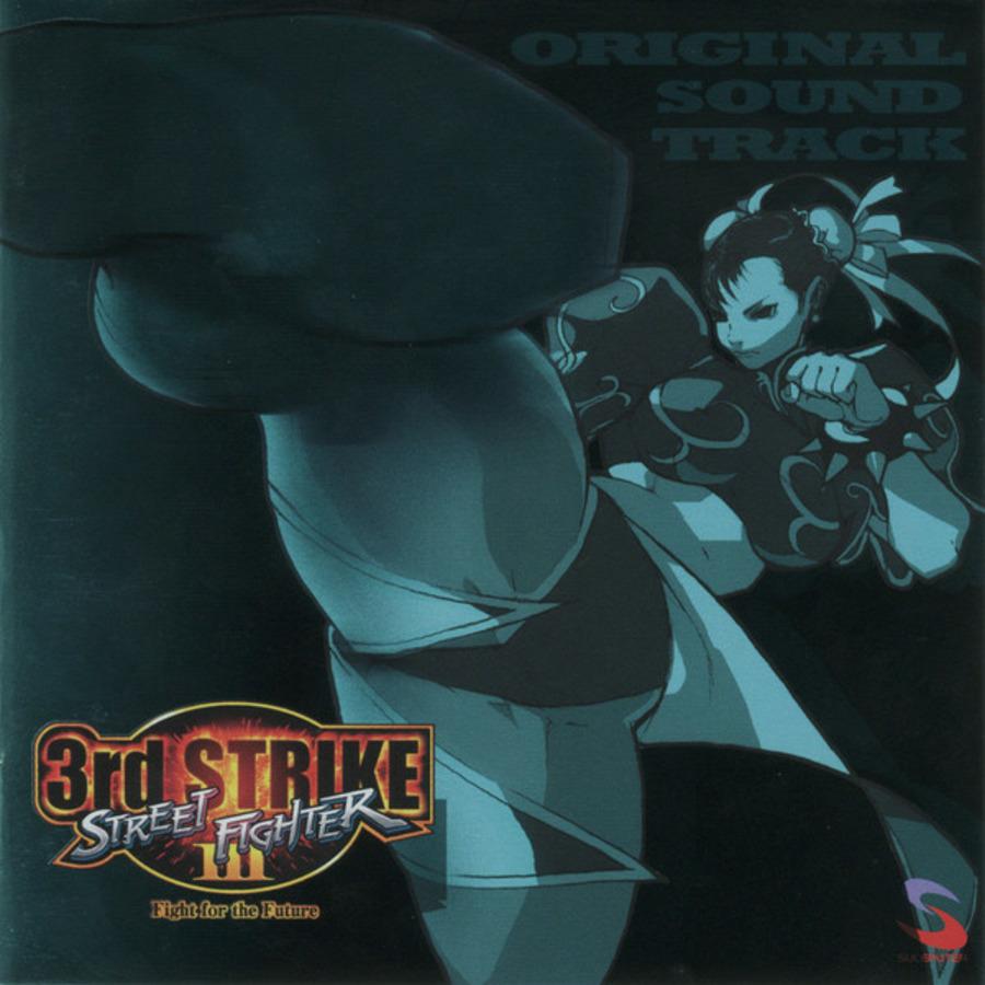 Street Fighter III: 3rd Strike Original Soundtrack [FLAC