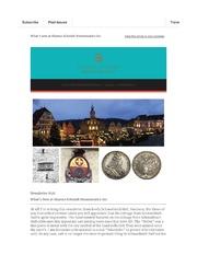What's New at Shanna Schmidt Numismatics (#48)