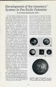 The Shekel, vol. 2, no. 2 (Summer 1969)