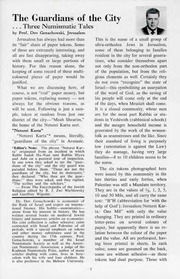 The Shekel, vol. 2, no. 3 (Fall 1969)