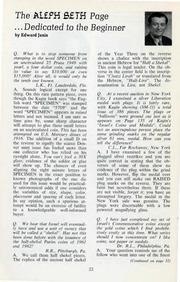 The Shekel, vol. 8, no. 1 (Spring 1975)