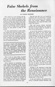 The Shekel, vol. 13, no. 2 (March-April 1980)