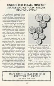 The Shekel, vol. 19, no. 6 (November-December 1986)