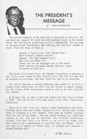 The Shekel, vol. 24, no. 2 (March-April 1991)