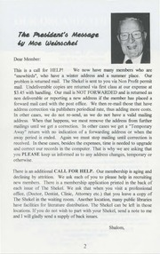 The Shekel, vol. 33, no. 3 (May-June 2000)