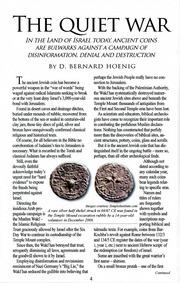 The Shekel, vol. 43, no. 6 (November-December 2010)