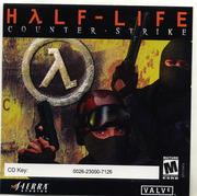 Sierra Half Life Counter Strike (Win95)(2000)(Eng) : Free