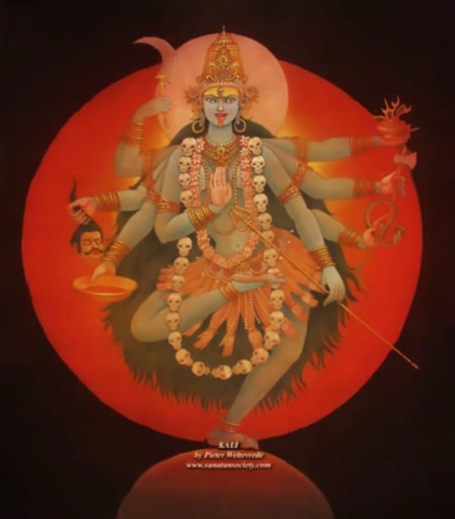 Sri Bhadra Kali Stotras : Various Artists : Free Download