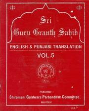 Sri Guru Granth Sahib English And Punjabi Translation - Vol  5 : www