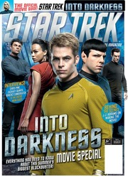 Star Trek Magazine June July 2013 : Free Download, Borrow, and