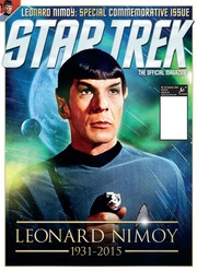 Star Trek Magazine Summer 2015 USA : Free Download, Borrow