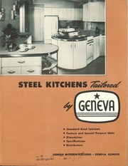 Steel Kitchens Tailored By Geneva Geneva Modern Kitchens Free Download Borrow And Streaming Internet Archive