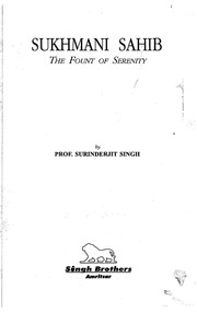Community texts free books free texts free download borrow sukhmani sahib the fount of serenity fandeluxe Images
