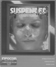 Commodore C64 Manual: Suspended (1983)(Infocom) : Free Download