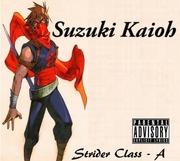 Suzuki Strider