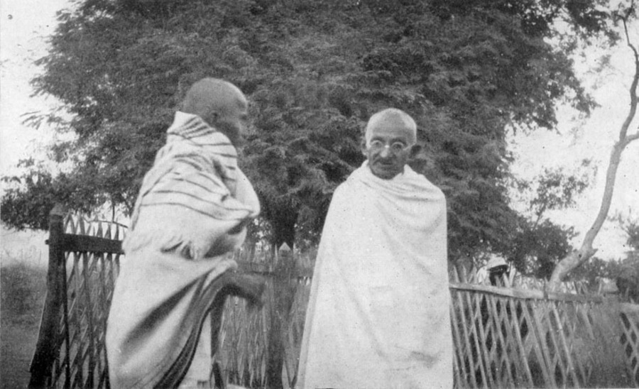 Fury over book that claims mahatma gandhi was bisexual