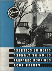 A presentment of the merits of metal shingles and metal for Philip carey asbestos
