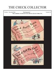 The Check Collector (no. 80)