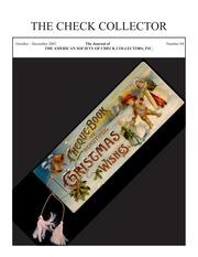 The Check Collector (no. 84)