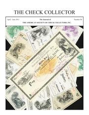 The Check Collector (no. 98)