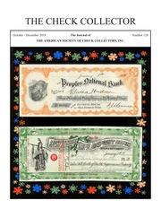 The Check Collector (no. 128)