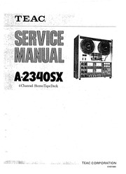 Manuals: Tape Recorders and Audio Equipment : Free Texts : Free