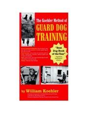 Koehler Method Of Dog Training Pdf Download ~ dog agility