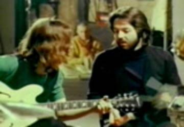 THE BEATLES I me mine (1969)