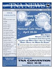 The TNA News, March-April 2008