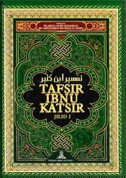 Ebook Tafsir Alquran Ibnu Katsir
