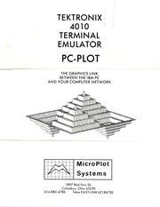 Tektronix 4010 Terminal Emulator PC Plot Microplot : Free Download