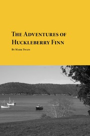 the major argument in mark twains huckleberry finn The adventures of huckleberry finn: analysing its racial mark egan, mark twain's huckleberry finn: indisputably written in despite the argument as to.