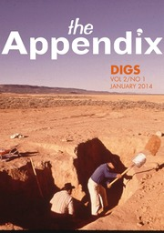 Community texts free books free texts download streaming the appendix digs vol 2 no 1 fandeluxe Image collections