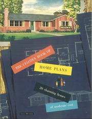 The new book of celotex homes 20 architect designed for Moderate house plans