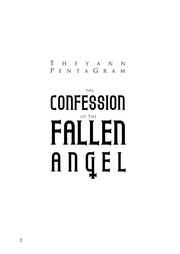 The Confession Of The Fallen Angel