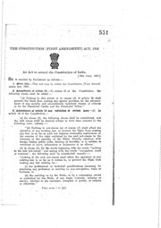 1st amendment constitution essay