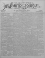 The Deaf-mutes' journal (Jan. 15, 1914) : Free Download ...