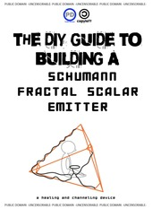 The DIY Guide To Building A Schumann Fractal Scalar Emitter