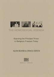 The homosexual agenda exposing the principal threat to religious freedom today