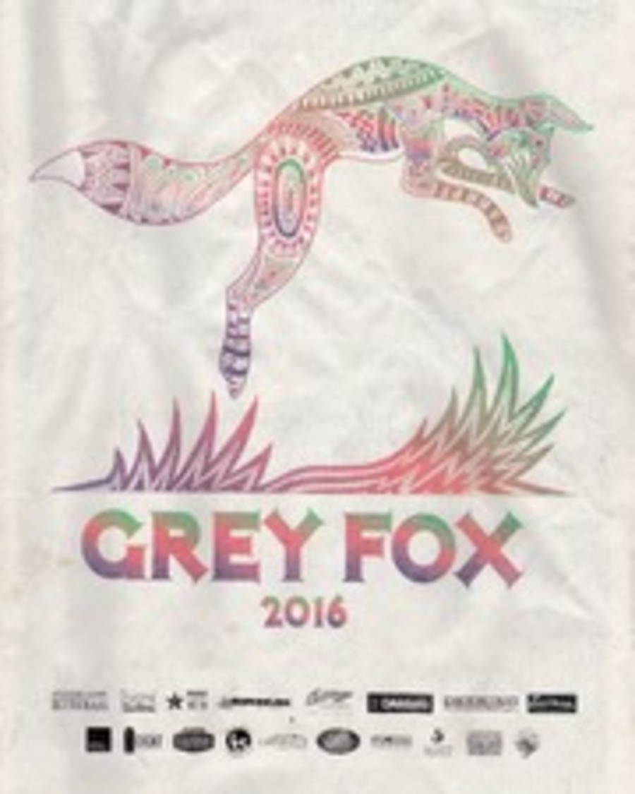 Horse Flies Live at Grey Fox Bluegrass Festival, High Meadow Stage