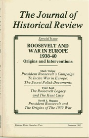 Codoh.com | Journal of Historical Review