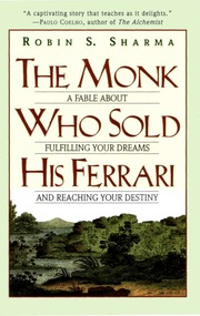 book the monk who sold his ferrari robin s sharma. Cars Review. Best American Auto & Cars Review
