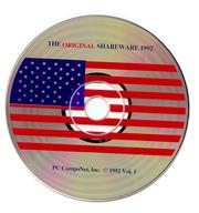The Original Shareware 1992 Volume 1 from PC CompoNet : Free