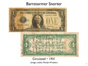 The Short Snorter Project: Still Keeping the Memories Alive