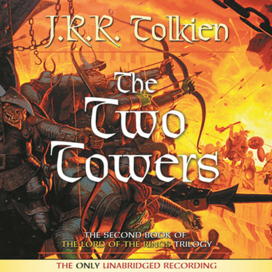 The Two Towers Unabridged by Rob Inglis : Free Download ...