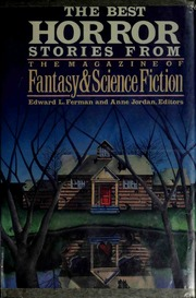 The Best Horror Stories from the Magazine of Fantasy