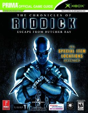 the chronicles of riddick escape from butcher bay download completo